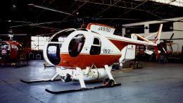cathay451さんが、伊丹空港で撮影した西日本空輸 Hughes 369HSの航空フォト(飛行機 写真・画像)