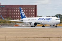 Ariesさんが、成田国際空港で撮影した全日空 767-316F/ERの航空フォト(飛行機 写真・画像)