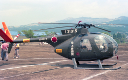 masahiさんが、駒門駐屯地で撮影した陸上自衛隊 OH-6Jの航空フォト(飛行機 写真・画像)