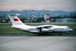 なごやんさんが、名古屋飛行場で撮影したアエロフロート・ロシア航空 Il-76TDの航空フォト(飛行機 写真・画像)