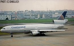 SH60J121さんが、福岡空港で撮影したコンチネンタル航空 DC-10-30の航空フォト(飛行機 写真・画像)