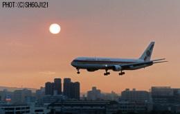 SH60J121さんが、福岡空港で撮影したエジプト航空 767-366/ERの航空フォト(飛行機 写真・画像)