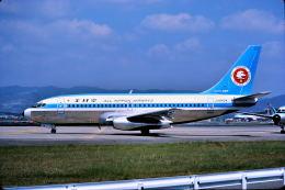 パール大山さんが、伊丹空港で撮影した全日空 737-281/Advの航空フォト(飛行機 写真・画像)