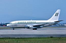 パール大山さんが、伊丹空港で撮影したナイジェリア航空 737-281の航空フォト(飛行機 写真・画像)