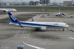 double_licenseさんが、羽田空港で撮影した全日空 767-381/ERの航空フォト(飛行機 写真・画像)