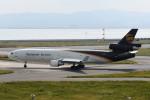 kuro2059さんが、関西国際空港で撮影したUPS航空 MD-11Fの航空フォト(飛行機 写真・画像)
