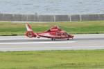 kumagorouさんが、神戸空港で撮影した大阪市消防航空隊 AS365N3 Dauphin 2の航空フォト(飛行機 写真・画像)
