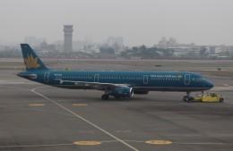 Rsaさんが、高雄国際空港で撮影したベトナム航空 A321-231の航空フォト(飛行機 写真・画像)