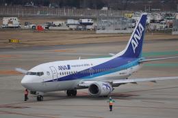 hanatomo735さんが、福岡空港で撮影したANAウイングス 737-54Kの航空フォト(飛行機 写真・画像)