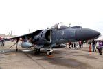 kazuchiyanさんが、岩国空港で撮影したアメリカ海兵隊 AV-8B(R) Harrier II+の航空フォト(飛行機 写真・画像)