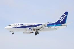 hanatomo735さんが、新千歳空港で撮影したANAウイングス 737-54Kの航空フォト(飛行機 写真・画像)