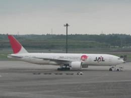 chappyさんが、成田国際空港で撮影した日本航空 777-246/ERの航空フォト(飛行機 写真・画像)