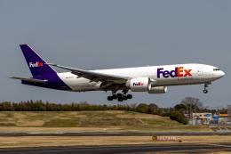 Cozy Gotoさんが、成田国際空港で撮影したフェデックス・エクスプレス 777-FS2の航空フォト(飛行機 写真・画像)