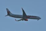 kuro2059さんが、中部国際空港で撮影したタイ・ライオン・エア 737-9GP/ERの航空フォト(飛行機 写真・画像)