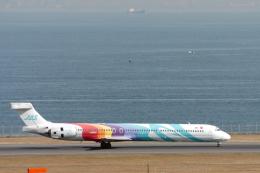 羽田空港 - Tokyo International Airport [HND/RJTT]で撮影された日本エアシステム - Japan Air System [JD/JAS]の航空機写真