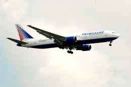 まいけるさんが、スワンナプーム国際空港で撮影したトランスアエロ航空 767-3P6/ERの航空フォト(飛行機 写真・画像)