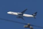 500さんが、自宅上空で撮影した全日空 767-381/ERの航空フォト(飛行機 写真・画像)