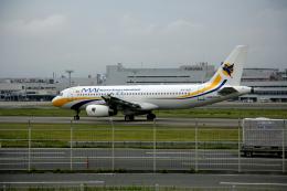 tsubameさんが、福岡空港で撮影したミャンマー国際航空 A320-231の航空フォト(飛行機 写真・画像)