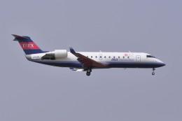 kumagorouさんが、仙台空港で撮影したアイベックスエアラインズ CL-600-2B19 Regional Jet CRJ-100LRの航空フォト(飛行機 写真・画像)