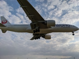 Nakaou 847さんが、伊丹空港で撮影した日本航空 777-246/ERの航空フォト(飛行機 写真・画像)