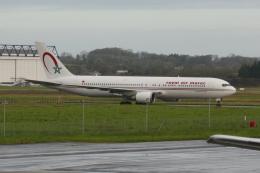 TUILANYAKSUさんが、シャノン空港で撮影したロイヤル・エア・モロッコ 767-3Q8/ERの航空フォト(飛行機 写真・画像)