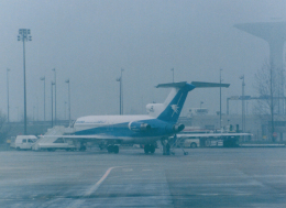 JA8037さんが、パリ シャルル・ド・ゴール国際空港で撮影したアリアナ・アフガン航空 727-228/Advの航空フォト(飛行機 写真・画像)