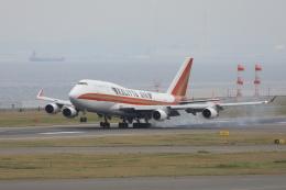 わんだーさんが、中部国際空港で撮影したカリッタ エア 747-4B5(BCF)の航空フォト(飛行機 写真・画像)