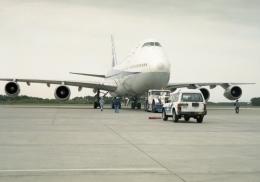 元青森人さんが、仙台空港で撮影した全日空 747-200の航空フォト(飛行機 写真・画像)