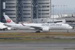 kuro2059さんが、羽田空港で撮影した日本航空 A350-941の航空フォト(飛行機 写真・画像)