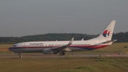 航空フォト:9M-FFF マレーシア航空 737-800