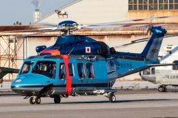 KANTO61さんが、木更津飛行場で撮影した千葉県警察 AW139の航空フォト(飛行機 写真・画像)