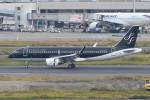 kuro2059さんが、羽田空港で撮影したスターフライヤー A320-214の航空フォト(飛行機 写真・画像)