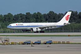 apphgさんが、北京首都国際空港で撮影した中国国際航空 A330-243の航空フォト(飛行機 写真・画像)