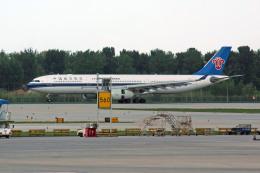 apphgさんが、北京首都国際空港で撮影した中国南方航空 A330-343Xの航空フォト(飛行機 写真・画像)