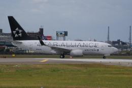 JAS DC10さんが、福岡空港で撮影したユナイテッド航空 737-724の航空フォト(飛行機 写真・画像)