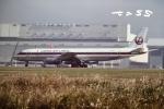 tassさんが、成田国際空港で撮影した日本航空 DC-8-62の航空フォト(飛行機 写真・画像)
