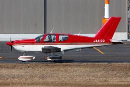 (新)ふぁんとむ改さんが、八尾空港で撮影した日本個人所有 TB-10 Tobagoの航空フォト(飛行機 写真・画像)
