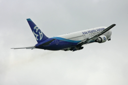 tsubameさんが、福岡空港で撮影したアジア・アトランティック・エアラインズ 767-322/ERの航空フォト(飛行機 写真・画像)