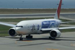 rokko2000さんが、関西国際空港で撮影した日本航空 777-246/ERの航空フォト(飛行機 写真・画像)