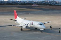 しかばねさんが、徳島空港で撮影した日本エアコミューター 340Bの航空フォト(飛行機 写真・画像)