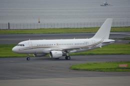 SKY☆101さんが、羽田空港で撮影したコムラックス・マルタ A319-115X CJの航空フォト(飛行機 写真・画像)