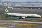 kuro2059さんが、羽田空港で撮影したエバー航空 A330-302の航空フォト(飛行機 写真・画像)
