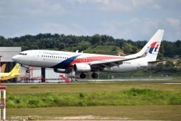 航空フォト:9M-MSG マレーシア航空 737-800