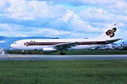 パール大山さんが、伊丹空港で撮影したタイ国際航空 A300B4-2Cの航空フォト(飛行機 写真・画像)
