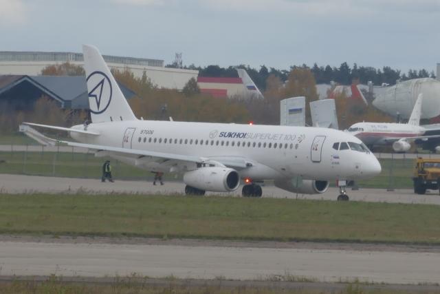 ジュコーフスキー空港 - Zhukovsky Airport [ZIA/UUBW]で撮影されたジュコーフスキー空港 - Zhukovsky Airport [ZIA/UUBW]の航空機写真