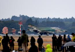 雲霧さんが、茨城空港で撮影した航空自衛隊 RF-4E Phantom IIの航空フォト(飛行機 写真・画像)
