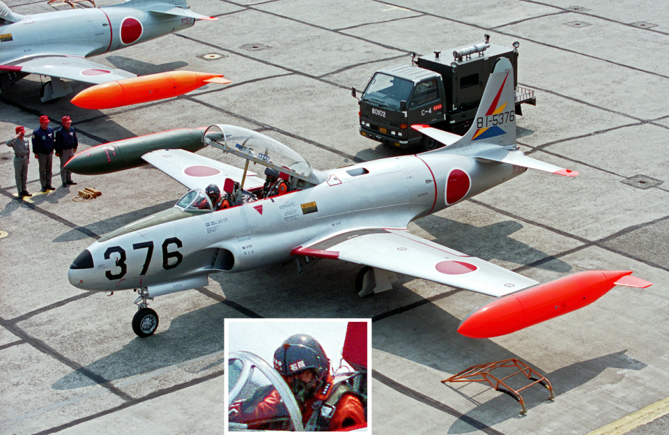 A-330さんの航空自衛隊 Kawasaki T-33 (81-5376) 航空フォト