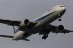 武彩航空公司(むさいえあ)さんが、羽田空港で撮影した全日空 777-381の航空フォト(飛行機 写真・画像)