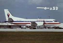 tassさんが、マイアミ国際空港で撮影したアメリカン・イーグル 340Bの航空フォト(飛行機 写真・画像)