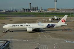 SFJ_capさんが、羽田空港で撮影した日本航空 777-346/ERの航空フォト(飛行機 写真・画像)